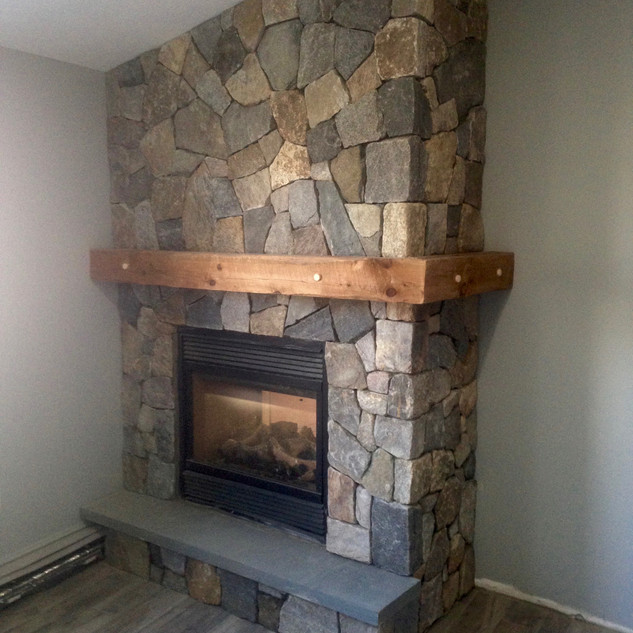 6 Fireplaces