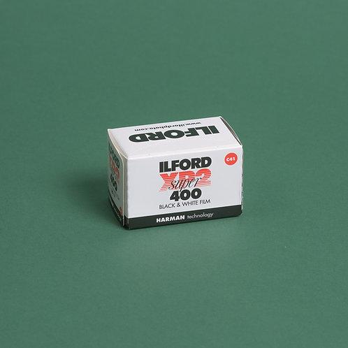 Ilford XP2 Super 400 35mm (36 Exp)