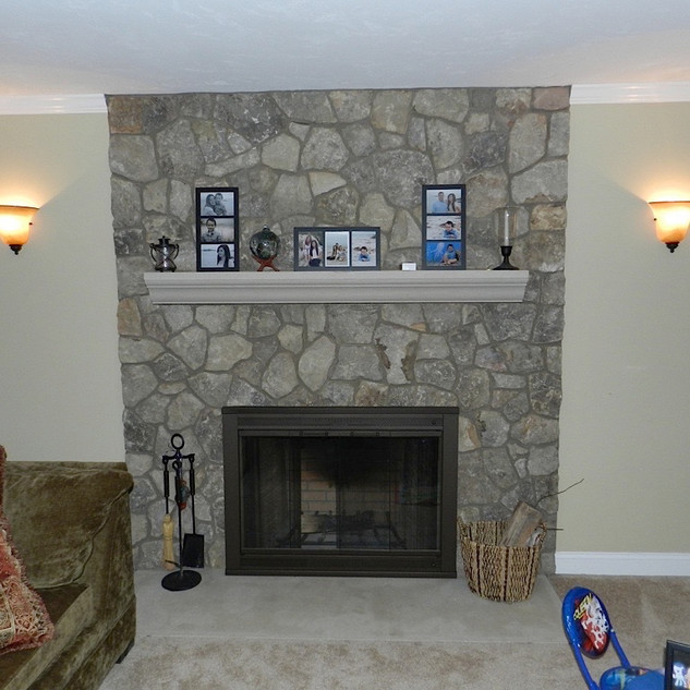 40 Fireplaces