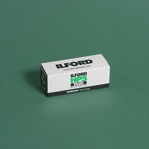 Ilford HP5 Plus 120