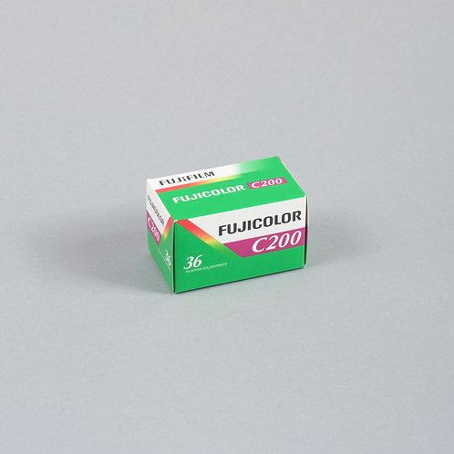 Fujicolor C200 35mm (36exp)