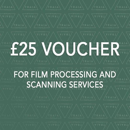 £25 Gift E-Voucher