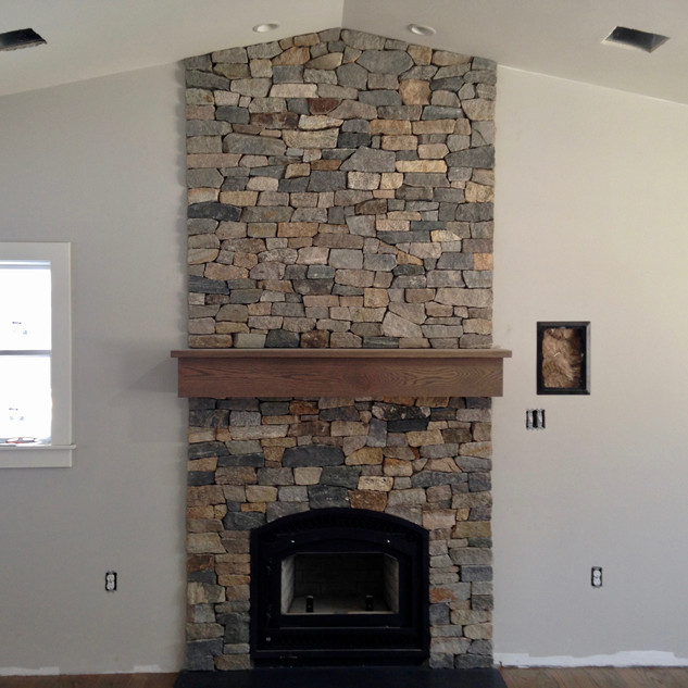 1 Fireplace
