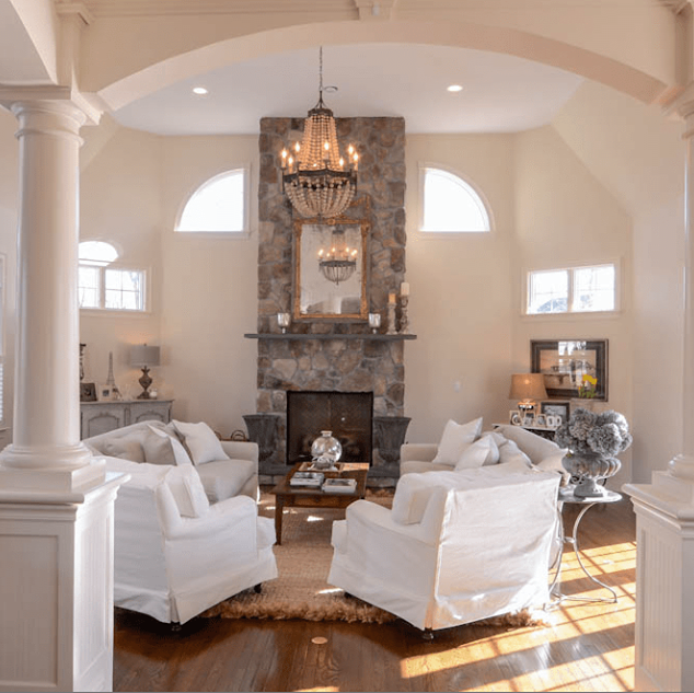 38 Fireplaces