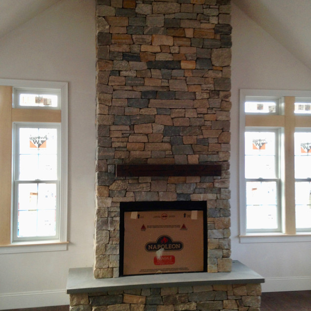 27 Fireplaces