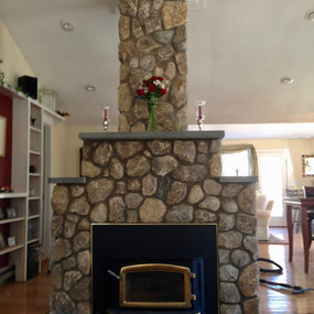 24 Fireplace