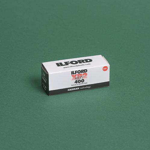 Ilford XP2 Super 400 - 120