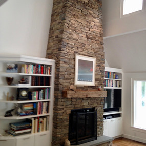 12 Fireplace