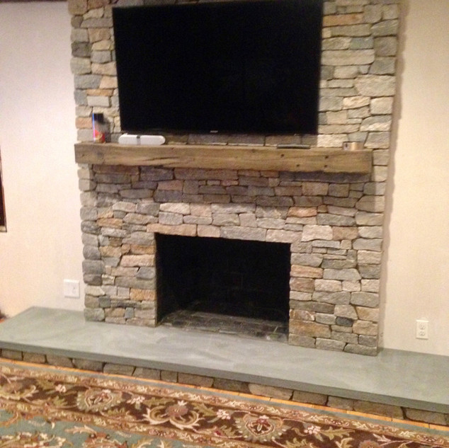35 Fireplaces