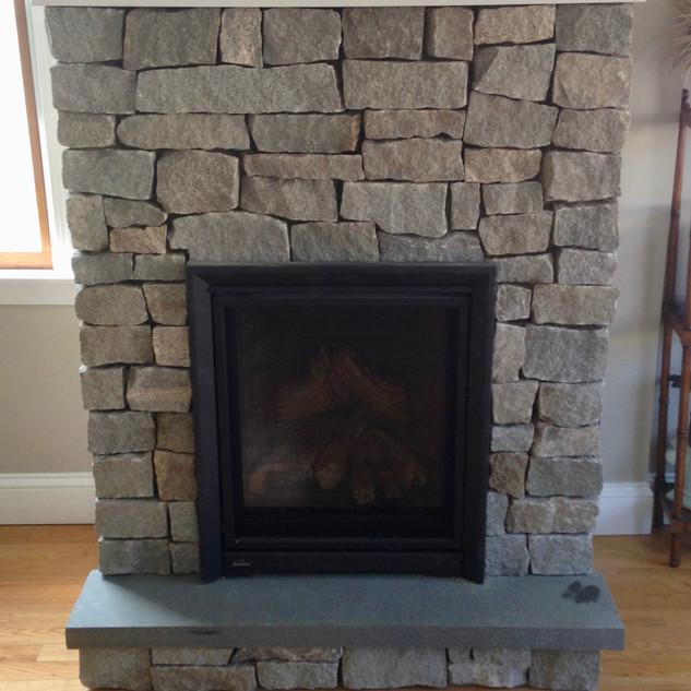31 Fireplaces