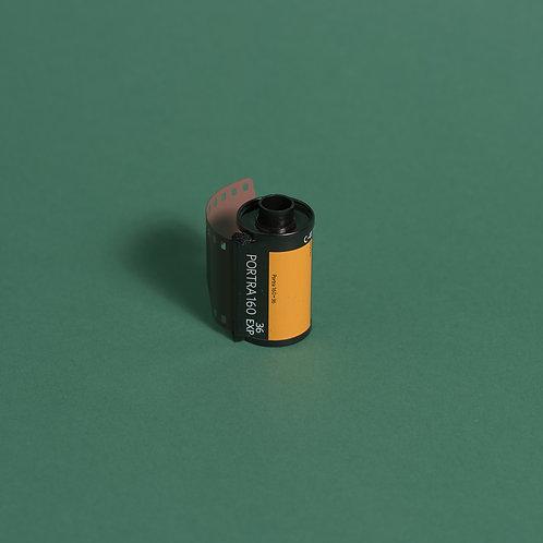 Kodak Portra 160 - 35mm (36exp)