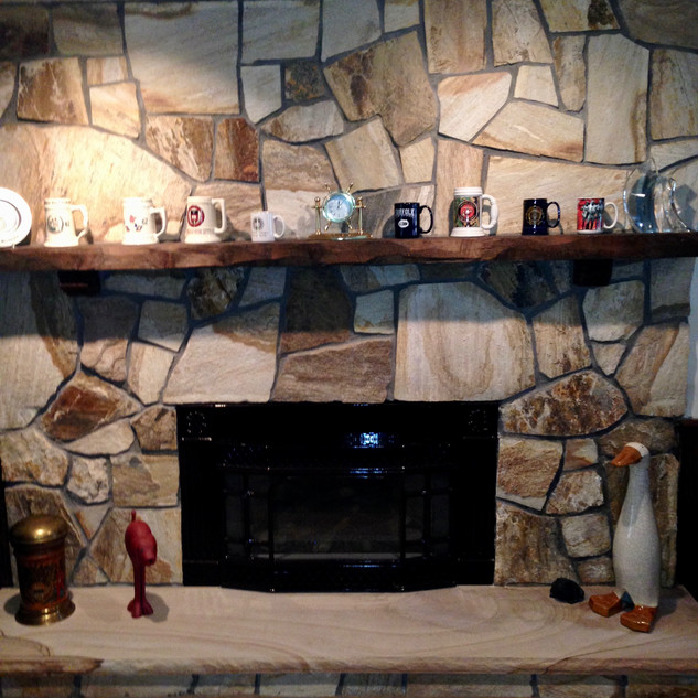 22 Fireplace