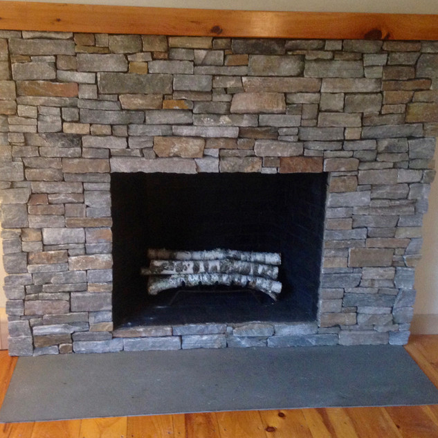 32 Fireplaces
