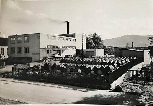 Die Seifenfabrik Kolb im Kreis 5 in Zürich diente zur Herstellung der Seife