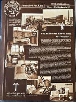 Seifenfabrik Zürich