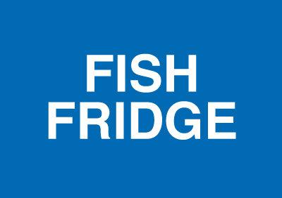148x210mm Fish Fridge - Rigid