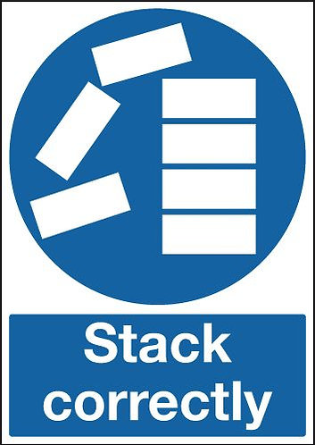 210x148mm Stack Correctly - Rigid