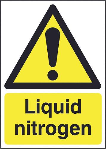 210x148mm Liquid Nitrogen - Rigid