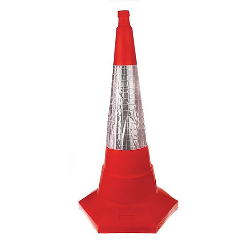 1000mm Sand Weighted Traffic Cone