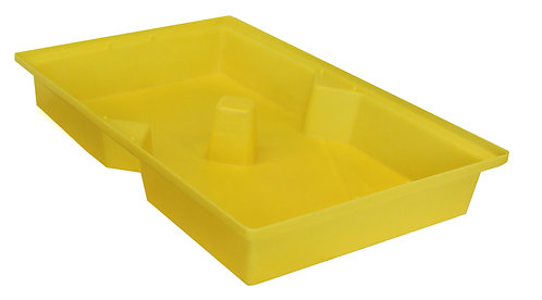 104 Litre Capacity Spill Tray Base - 185 x 1195 x 795mm (H x L x W)