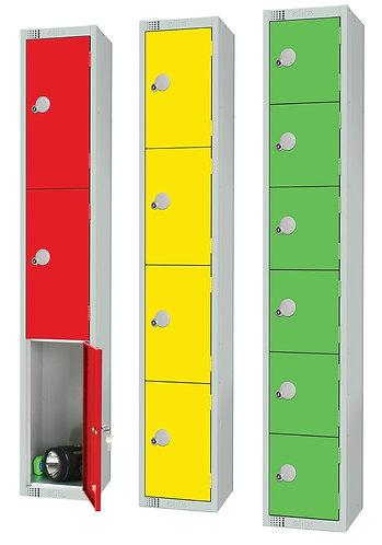 1 Compartment Locker - Green - 1800 x 300 x 450mm