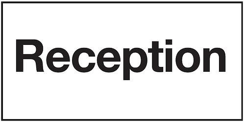 150x300mm Reception - Rigid