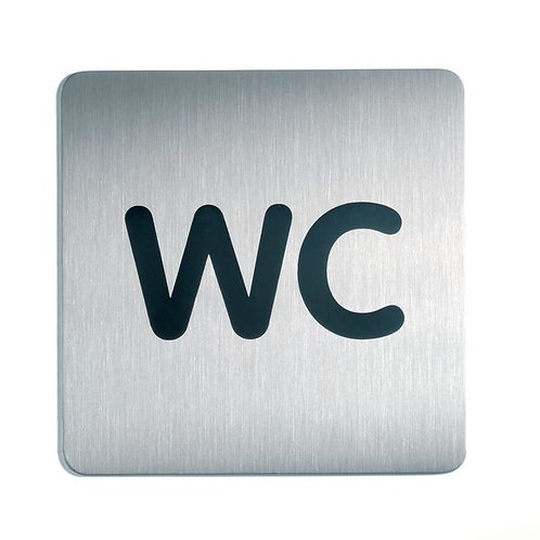 150x150mm WC - Square picto