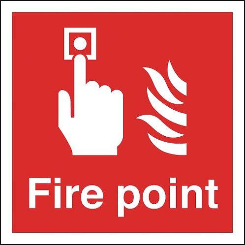 200x200mm Fire Point - Rigid
