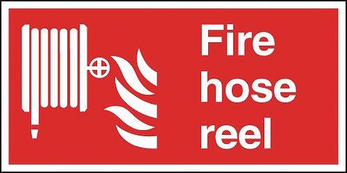 200x400mm Fire Hose Reel - Rigid