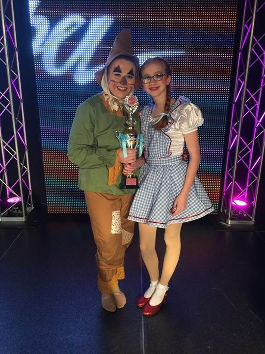 Dorothy & Scarecrow Special Award