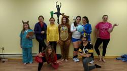 Halloween Group
