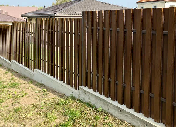 Fence Panel Profile- DREAM