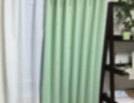 細井ふとん店のオーダーカーテン