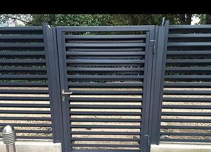 ELEGANT SIDE GATES
