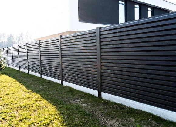 Fence Panel Profile - ELEGANT