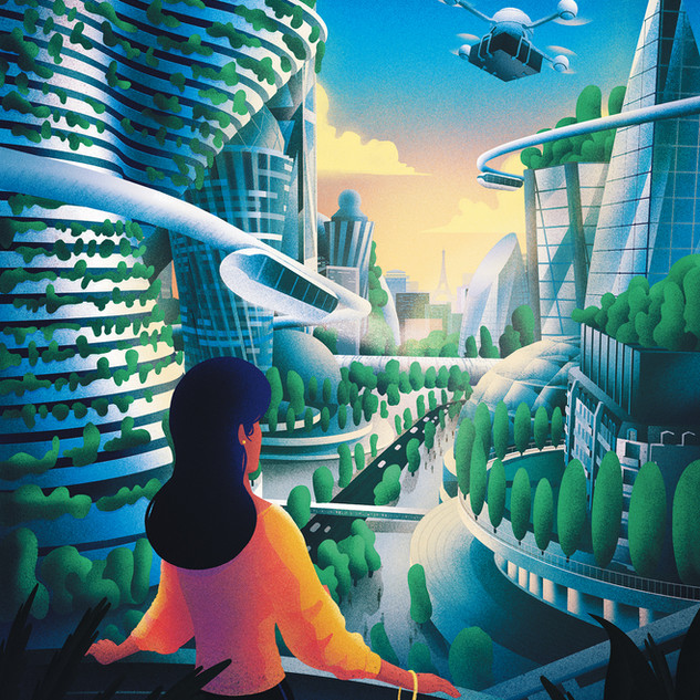 Grand Paris 2050