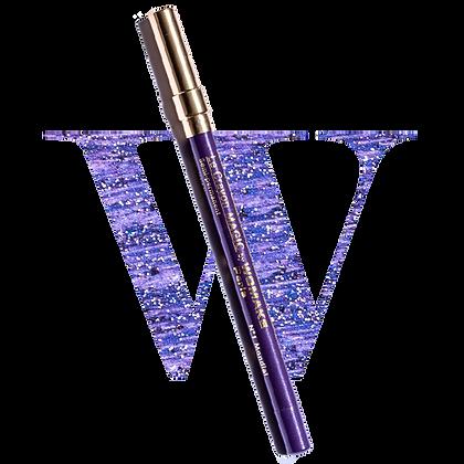 Crayon Violet Étoilé