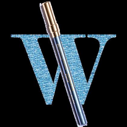 Crayon Bleu Irisé