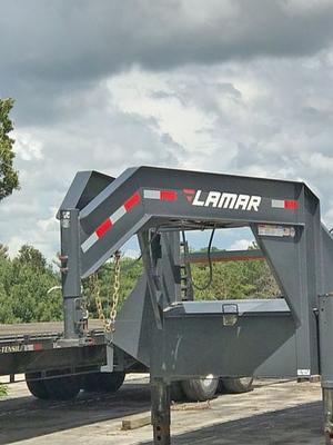 Lamar Flatbed Trailer