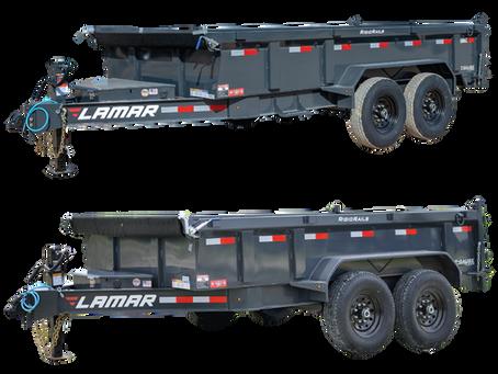 2020 Lamar Dump Design