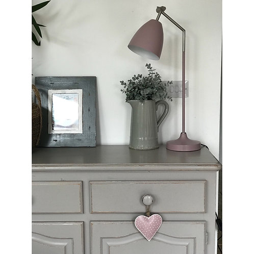 BLUSH TABLE LAMP