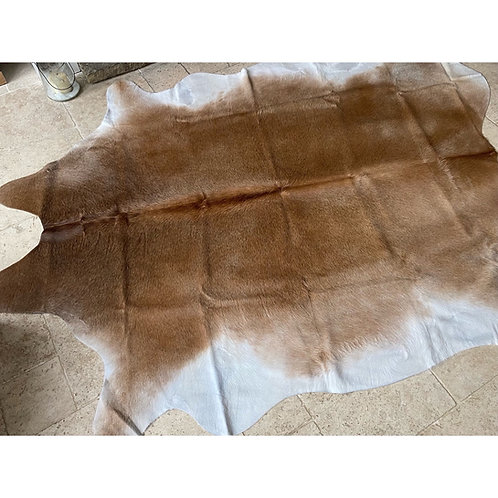 COWHIDE LIGHT BROWN