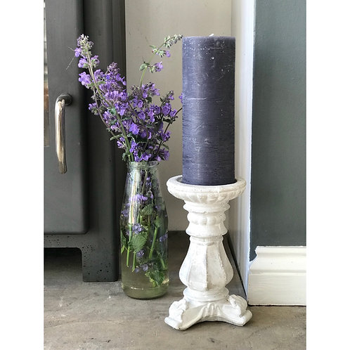 LARGE PILLAR CANDLE (4 colours)