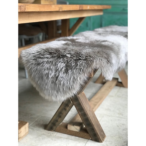 VOLE DOUBLE SHEEPSKIN RUG