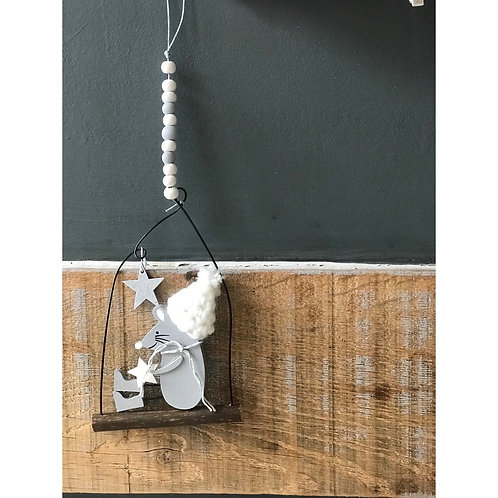 HANGING MOUSE