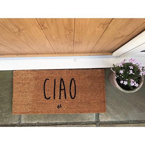 CIAO DOORMAT