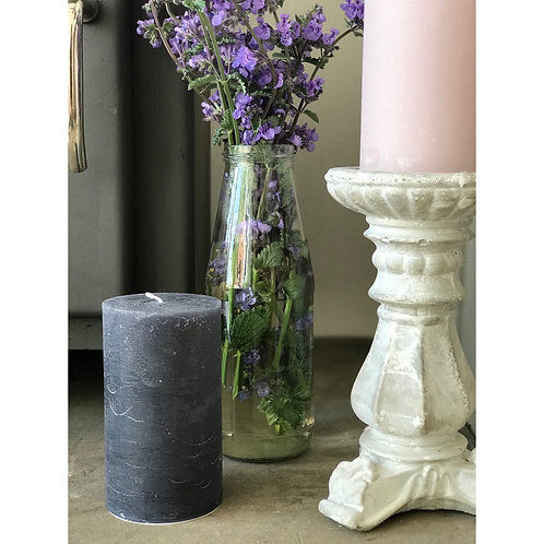 MEDIUM PILLAR CANDLE (3 colours)