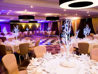 New Years Eve Dinner Dance 2016 -  A Night to Remember