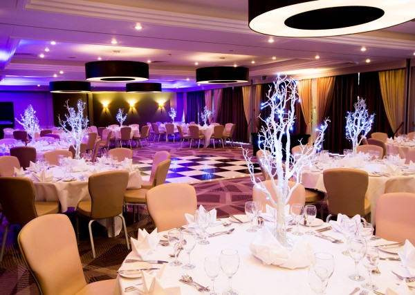 Hilton Hotel, London Ealing. New Years Eve 2016
