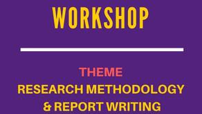 CRPS-WorkshopConcept Note---------------------Short Duration Research Workshop